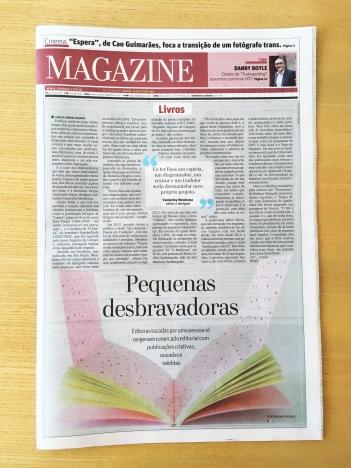 » jornal o tempo (26 mai 2018)