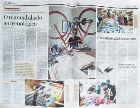 » jornal o tempo (25 jan 2015)