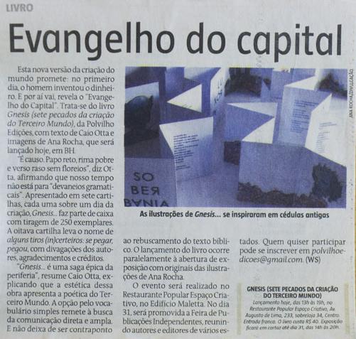 » jornal estado de minas (24 ago 2013)